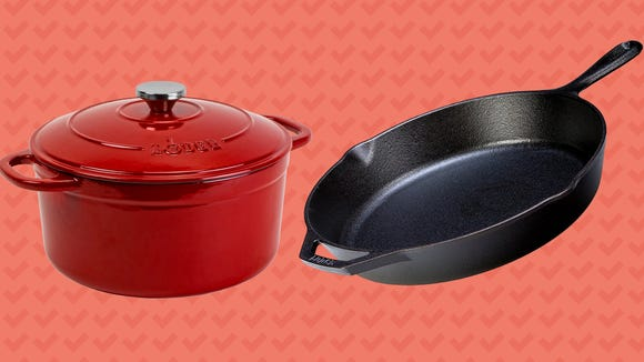 Get this Lodge cast iron bundle for under $50 while you still can.
