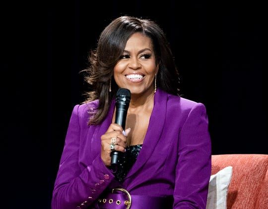 Former first lady Michelle Obama in 2019.