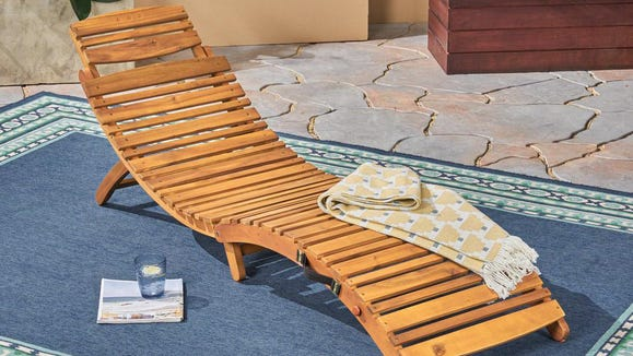 Relax this summer in one of these highly-rated loungers.