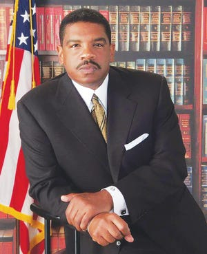 Tony Clayton, candidate for district attorney in the 18th Judicial District.