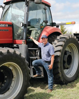 Long hours in the field are nothing new to St. John farmer Brett Fairchild. Along with his father, Kurt Fairchild, he grows corn, wheat and milo on 1,500 acres in Stafford County. He also cares for cattle and fences on family land rented out. He hopes to take his rural values and hard work ethic to Topeka as a state representative for the House District 113, if elected August 4.