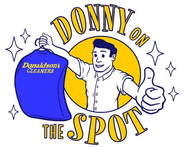 Donaldson's Cleaners logo