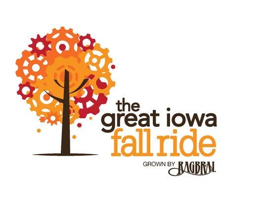 Great Iowa Fall Ride