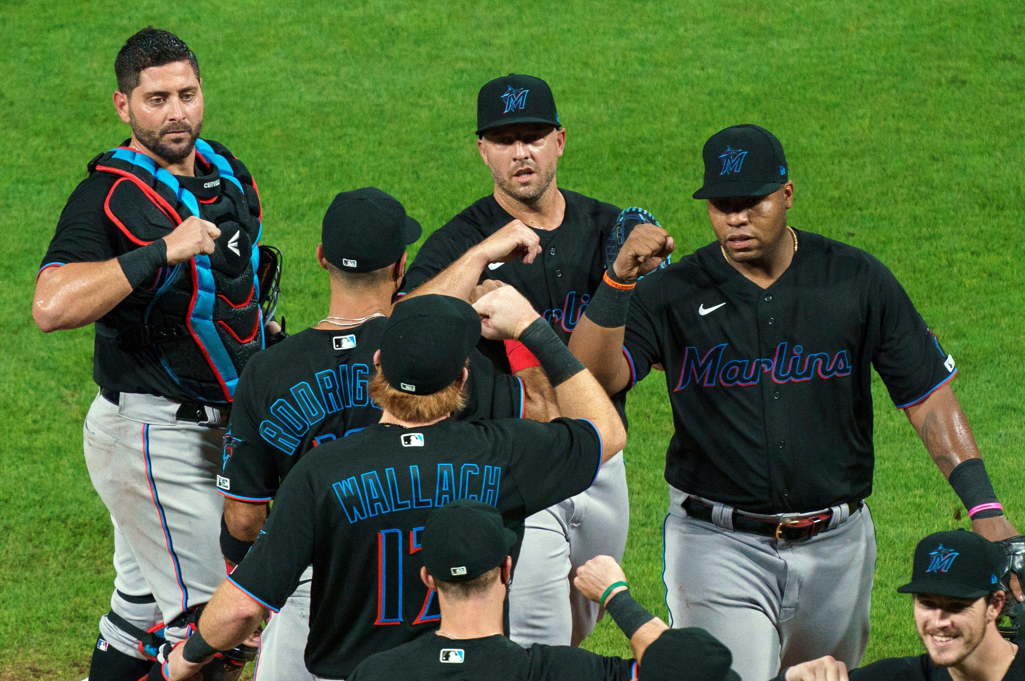 MLB suspends Miami Marlins' season through weekend amid outbreak