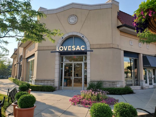 Lovesac has opened a new showroom at the Village of Rochester Hills.