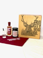 Traverse City Whiskey Co. is hosting a virtual tasting to celebrate the release of its new barrel proof cherry whiskey.
