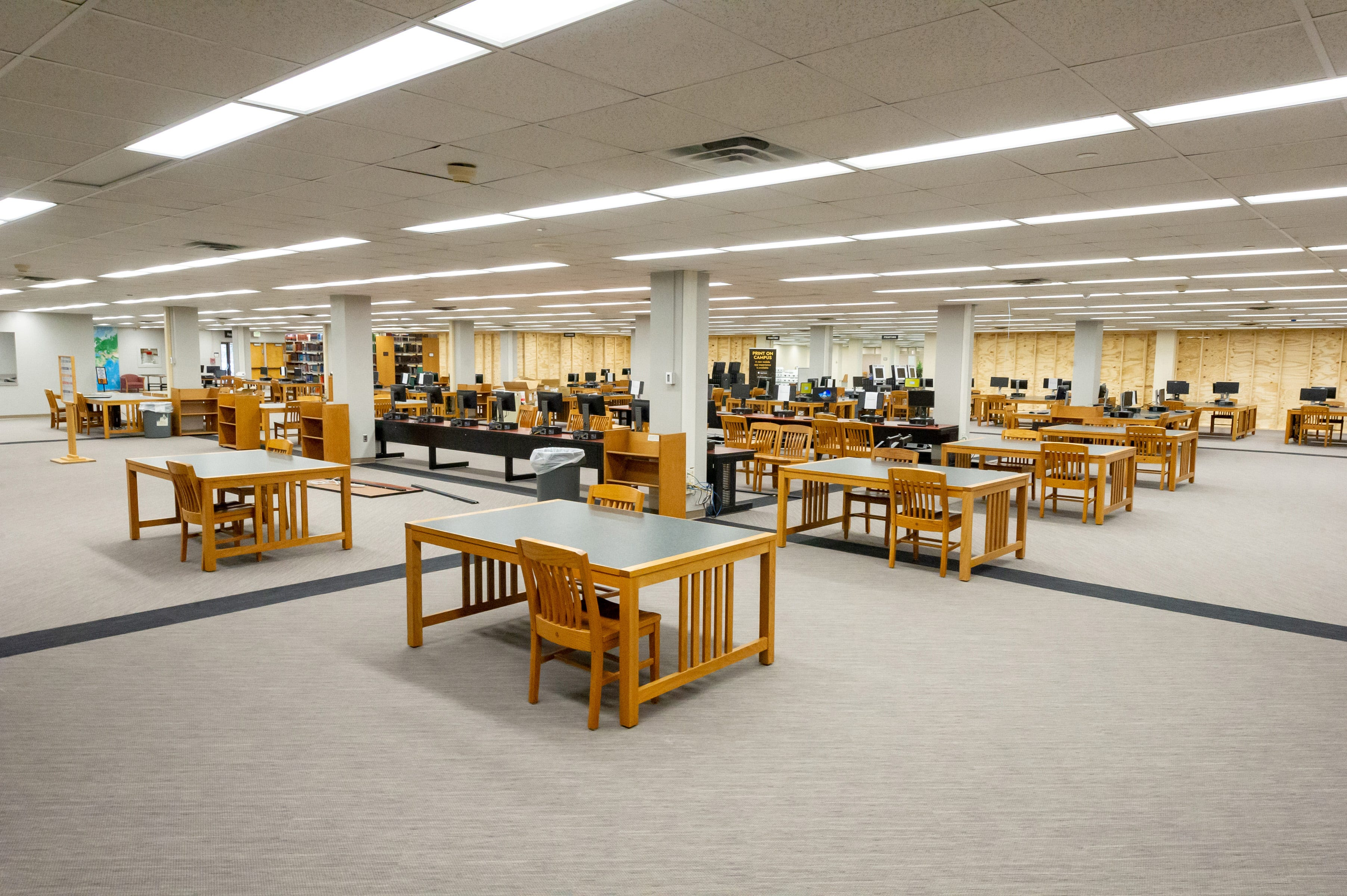USM's $12.1 million library renovation: What's in store for students