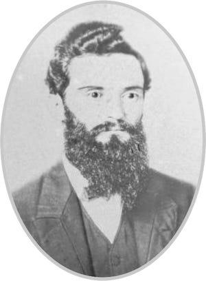 Lafayette Advertiser founder William Bailey.