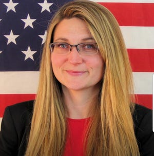 Jessica Wallace is the Marion County Clerk of Courts.