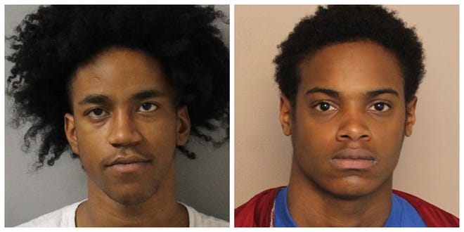 Metro Nashville police say arrest warrants have been issued for Daunte Young, 19, and Kenneth Flenoy, 21, for the shooting death of Tykeem Franklin, 23, on Thursday, July 16, 2020.