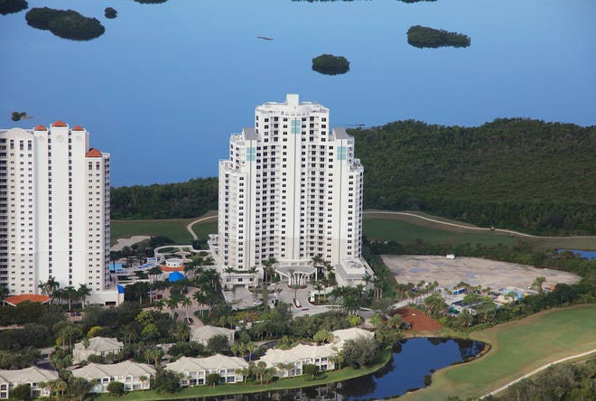The Ronto Group reported it has processed record sales worth more than $200 million at its completed 27-floor, 120-unit Seaglass high-rise tower at Bonita Bay.