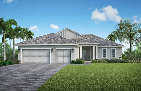 Clive Daniel Home will be providing interior design for the new Siesta III model in the new Crane Point community at Naples Reserve.