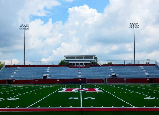 The replacement turf at White Field is ready to go, but Newark might not be permitted to host Ridgewood on Aug. 8 for the season's first football scrimmage.