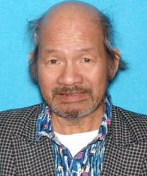 Arthur Costa Molina, 71, was last seen Monday at his home in Desert Hot Springs. He left in a white 2005 Chevy Impala, authorities said.