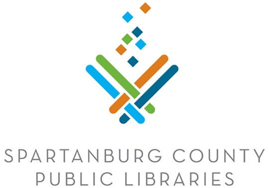 Spartanburg County Public Libraries logo