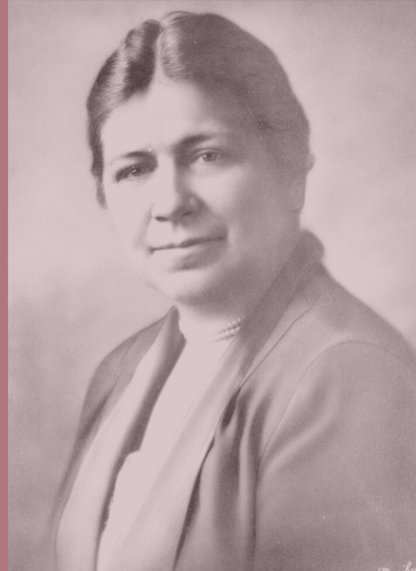 Bertha Knight Landes