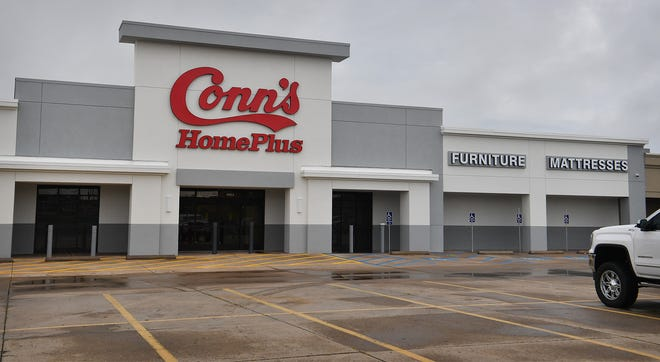 Conn's, a Woodlands'-based furniture chain, settled a suit with the DOJ for charging service members excess interest.