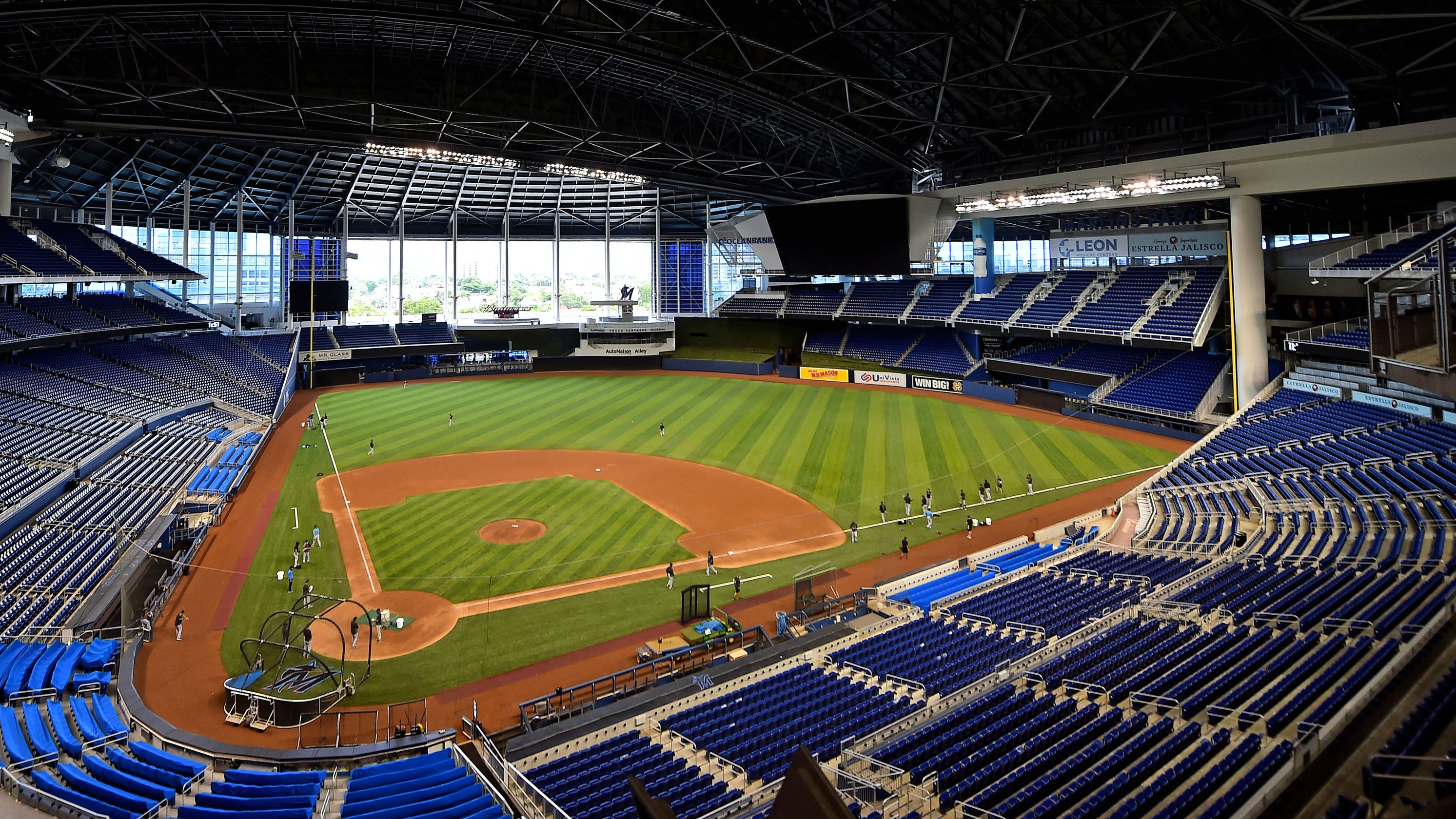 Nationals players vote against traveling to Miami with Marlins ravaged by COVID-19, Florida cases surging