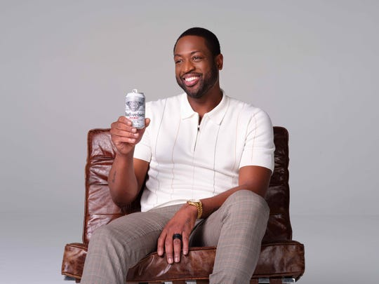 Caring NBA star Dwyane Wade has helped Budweiser develop the new Budweiser Zero non-alcoholic beer, which is becoming available nationally.  Beer has only 50 calories and does not contain sugar.