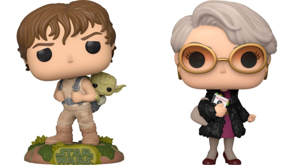 Ah yes, my two icons: Luke Skywalker and Miranda Priestly