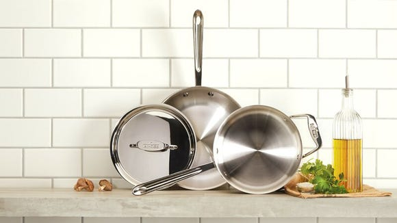 All-Clad cookware doesn't have to cost a fortune.