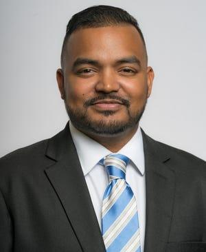 Andrew Ramjit, Brevard Schools director of athletics and activities