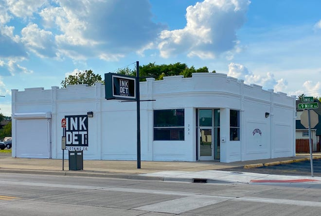 Ink Detroit is moving from Ferndale to Hazel Park.