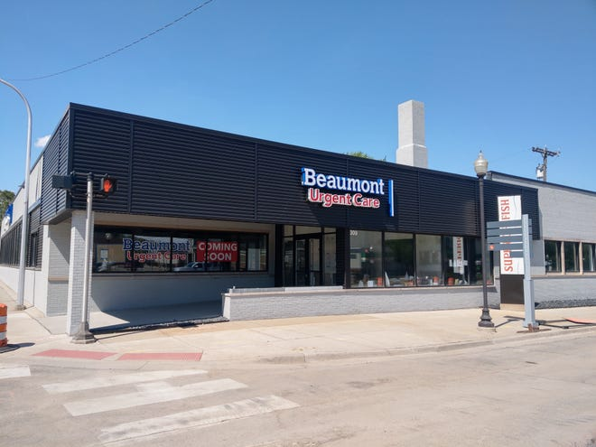 Beaumont Urgent Care is open in the old Superior Fish shop on 11 Mile in downtown Royal Oak.