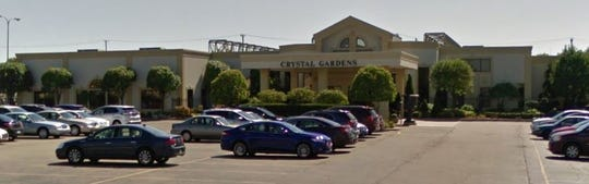 Crystal Gardens in Southgate.