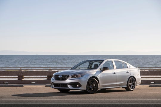 The 2020 Subaru Legacy personifies the finest qualities of life in the middle of the road.