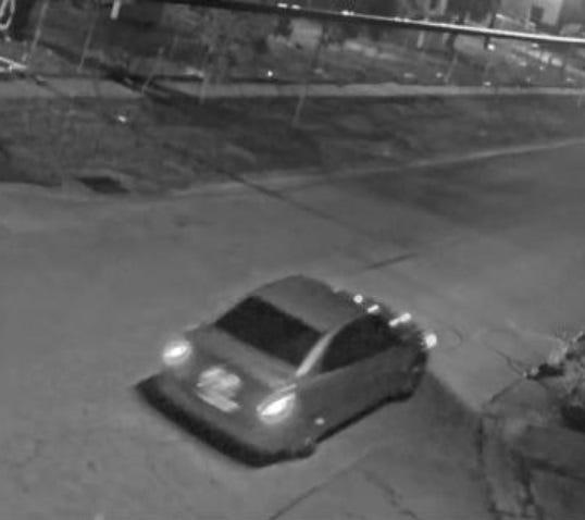 Fort Myers police are looking for this vehicle in connection with a shooting Jones Walker at Royal Palm Gardens on Monday. The make and model of the vehicle are unknown at this time. Anyone with information should contact Detective M. Langton at (239) 321-8015.