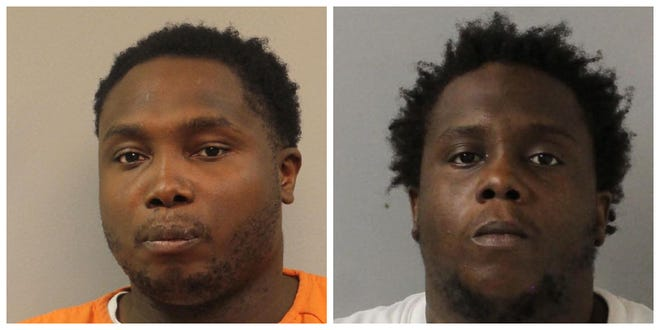 Prokerryon Primm, 41, and Rotez McNeal, 29, are facing heroin distribution charges after authorities executed a search warrant at their residence Tuesday, July 28, 2020.