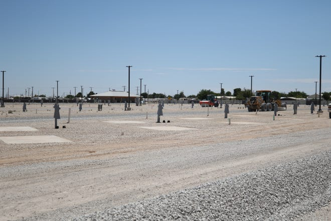 Coyote Flats RV park is pictured, July 29, 2020 in Carlsbad.