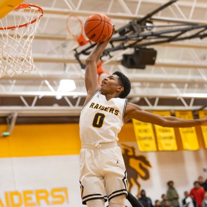 North Farmington's Deon Hayes earned his first college offer from Olivet.