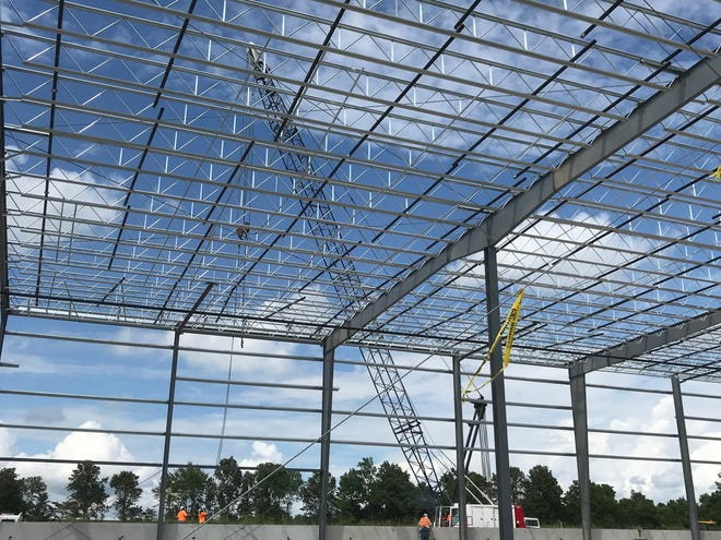 Answer Man: What's the big building going up on Highway 125 in Strafford?