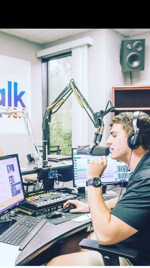 Co-host of a popular Tallahassee morning radio show and producer at Real Talk 93.3 Rob MacDonald-Davies is hanging up his headphones after almost 5 years at the station