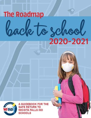 The Roadmap Back to School 2020-2021 cover