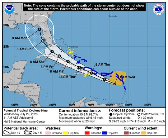 hurricane isaias - photo #39