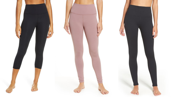 Celebrity Fitness: These leggings are Lululemon quality at a fraction of the value.