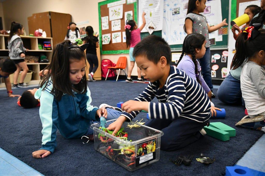 Joe Biden s plan for universal preschool forgets key to children s success: Parents.