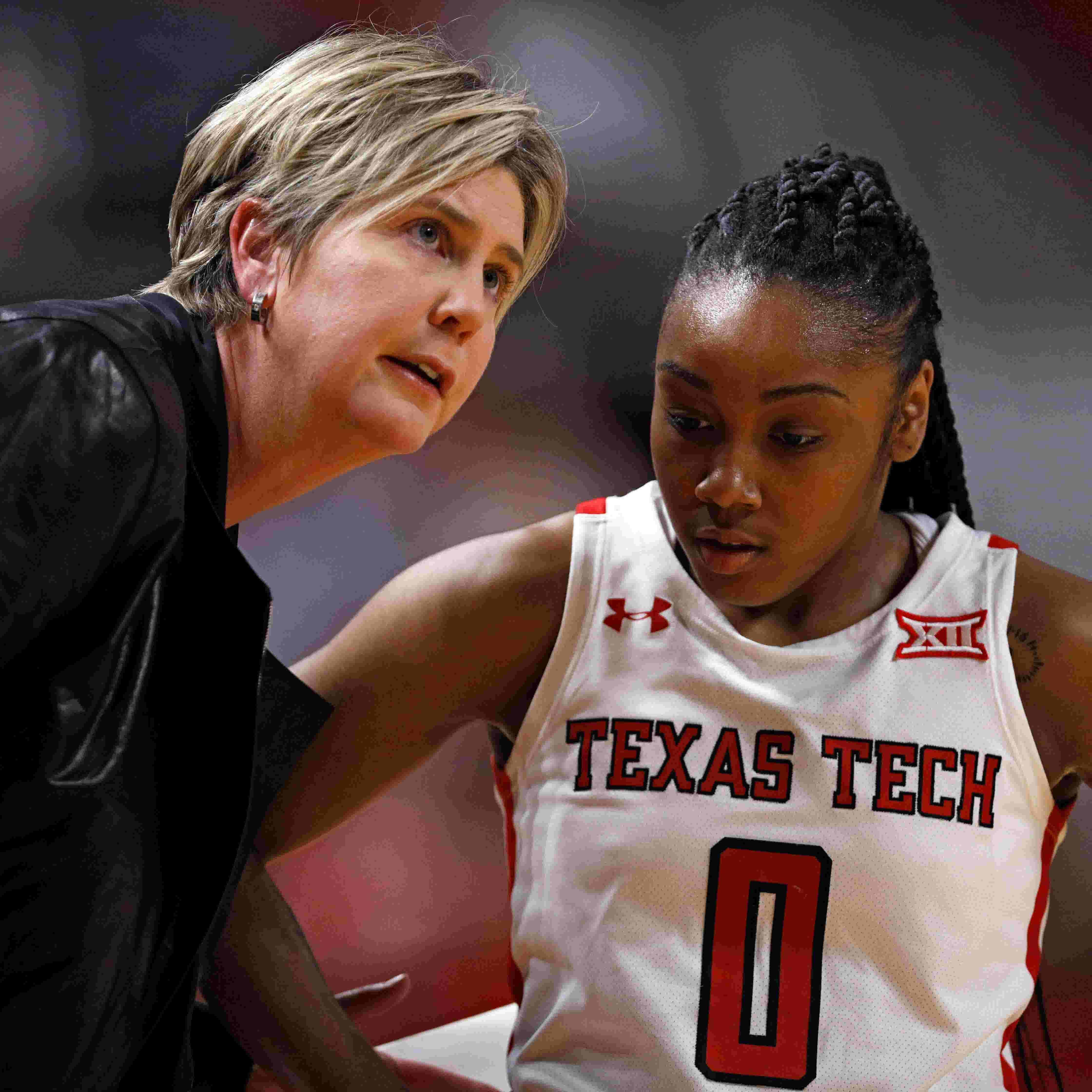 Texas Tech Hires Former Star Kirsta Gerlich As Coach