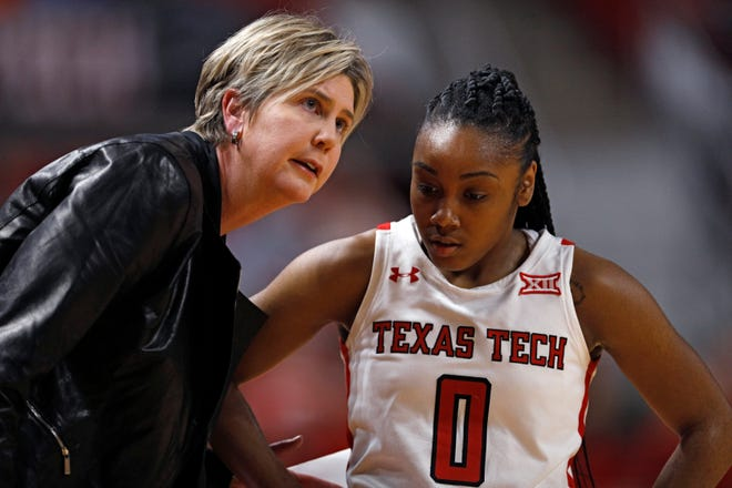 Texas Tech Fires Women S Basketball Coach Marlene Stollings