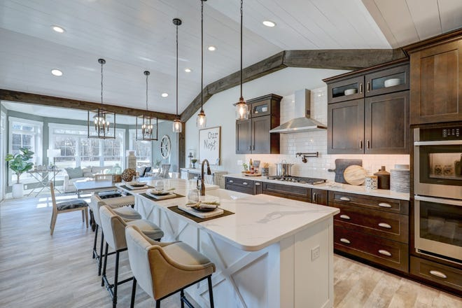 The U.S. Department of Energy has selected the Nelson model from Insight Homes as a 2020 Housing Innovation Award winner.
