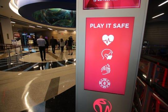 Resorts World Catskill sedang mempersiapkan kemungkinan pembukaan dalam waktu dekat. Mereka telah menetapkan 21 protokol keselamatan untuk pengunjung dan karyawan.