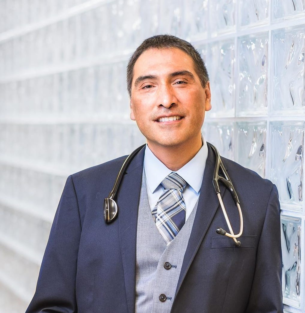 Dr. Antonio Guzman, a physician and director of Corpus Christi Medical Center's internal medicine residency program, died in July of COVID-19, according to a colleague.
