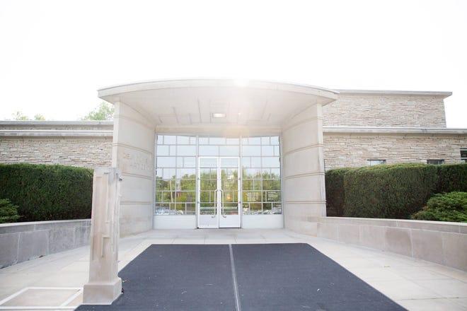 Des Moines Art Center in 2018