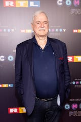 John Cleese attends the 23rd annual German Comedy Awards at Studio in Köln Mühlheim on October 02, 2019 in Cologne, Germany.