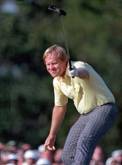 Jack Nicklaus' largest paycheck was $144,000 for winning the 1986 Masters.