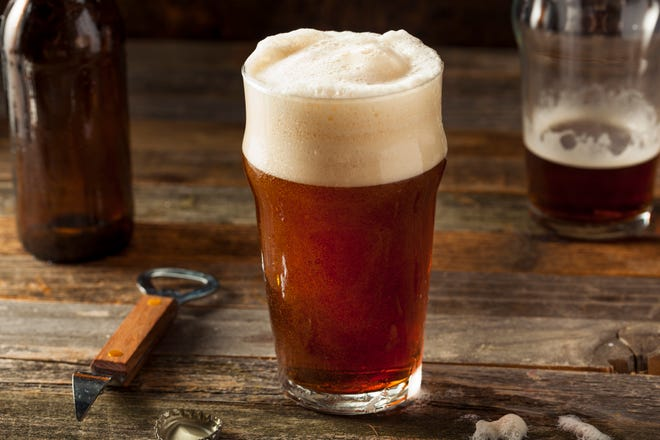 Brewed in Seattle since the mid-'80s, Redhook's Extra Special Bitter boasts a beautiful caramel-copper color and a malty floral aroma.