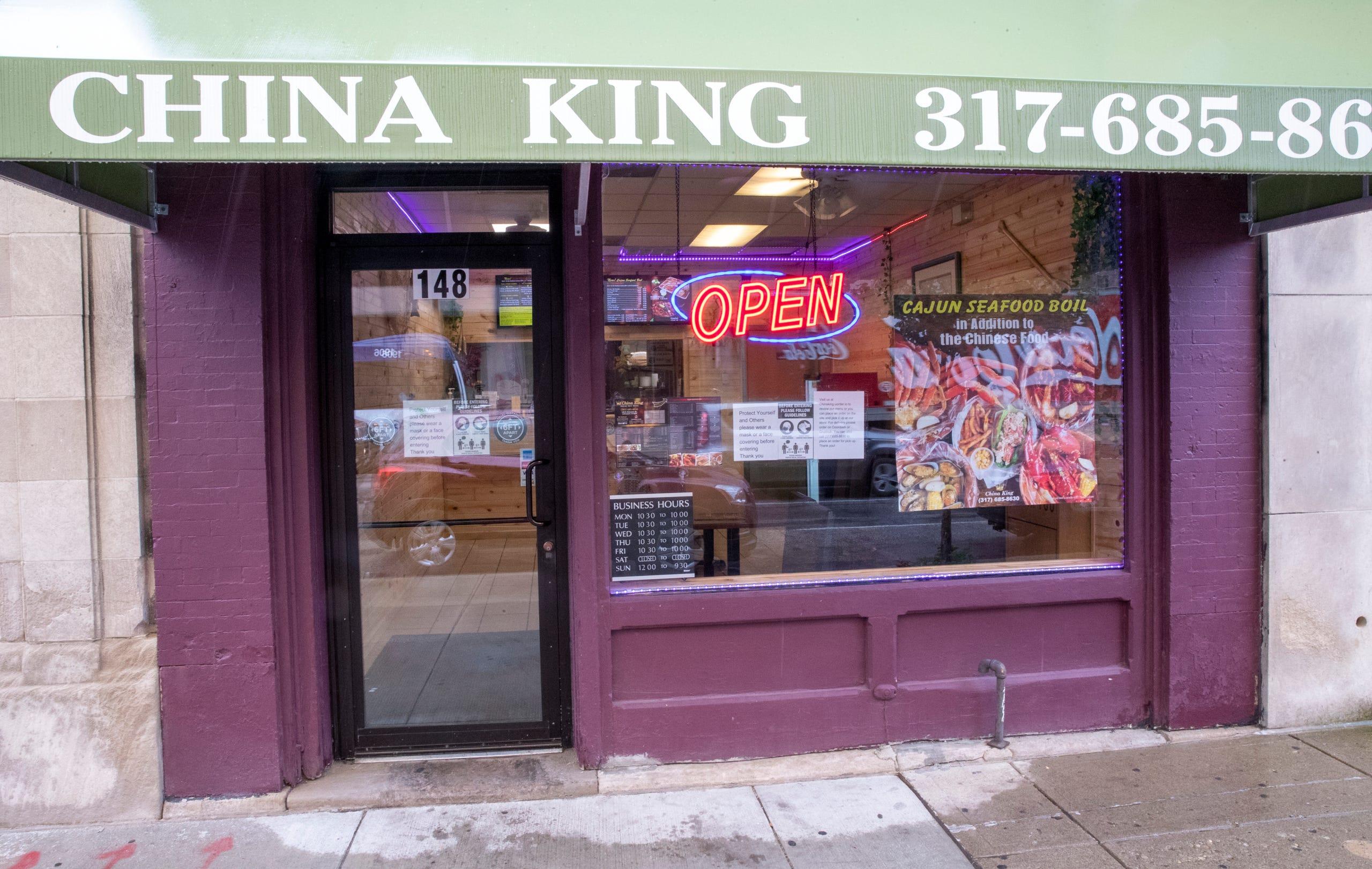 China King Expands Its Menu Adding Cajun Seafood To Chinese Favorites